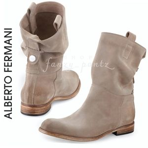 Alberto Fermani Umbria Slouchy Ankle Boot 6